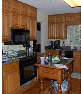 Kitchen Spraying Gallery